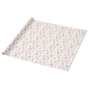 PURKEN Geschenkpapierrolle, eiförmig
