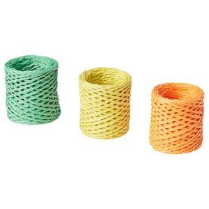 GIVANDE Band, orange/gelb/graugrün