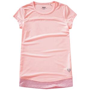 Mädchen Sport-T-Shirt im Layer-Look