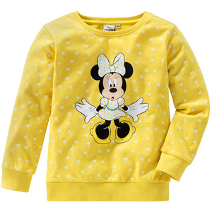 Minnie Maus Sweatshirt mit Print