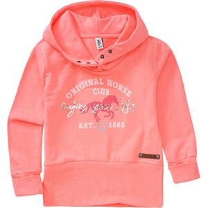 Mädchen Sweatshirt mit Pailletten-Schriftzug