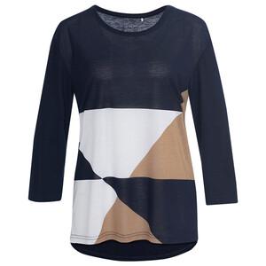 Damen Shirt mit grafischem Muster