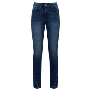 Damen Jeggings mit Paillettendetails
