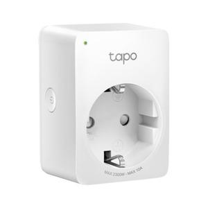 TP-Link Tapo P100 Mini Smart WLAN-Steckdose [Fernzugriff, Zeitpläne erstellen, kompatibel mit Google Assistant, kein Hub notwend