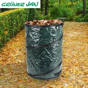 Garten-Abfallbehälter 120L