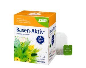 Salus Basen-Aktiv Tee Nr. 1 Brennnessel-Linde 40 Filterbeutel