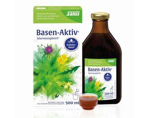 Salus Basen-Aktiv Mineralstoff-Kräuter-Elixier zum Verdünnen 500 ml
