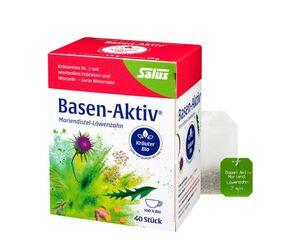 Salus Basen-Aktiv Kräutertee Nr. 2 Mariendistel-Löwenzahn 40 Filterbeutel
