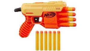 Hasbro - Nerf Fang QS-4 Nerf Alpha Strike Toy Blaster
