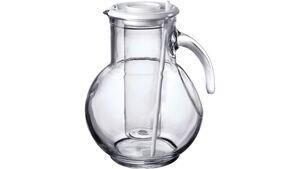 Bormioli Glaskrug Kufra mit Einseinsatz 2l