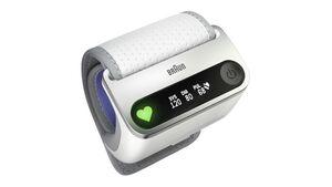 BRAUN iCheck®7 Handgelenk-Blutdruckmessgerät BPW4500