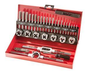 KRAFT Werkzeuge Gewindeschneidsatz 32tlg.