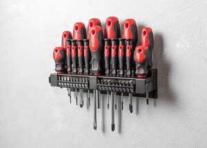 Kraft Werkzeuge Schraubendreher-Set, 37tlg.
