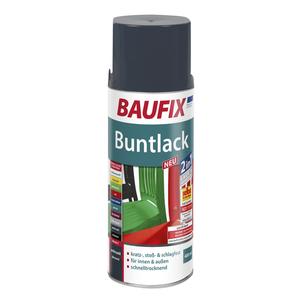BAUFIX Buntlack-Spray - Anthrazit