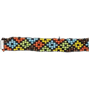 Rico Design Rocaillesband mehrfarbig M/L 10x180mm