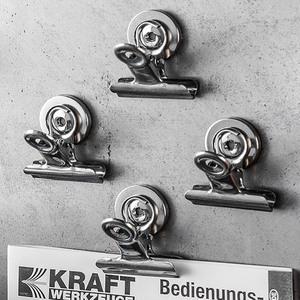 Kraft Werkzeuge Magnetische Clips, 4tlg.