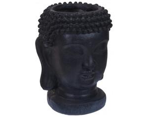 Blumentopf Buddhakopf 35 cm