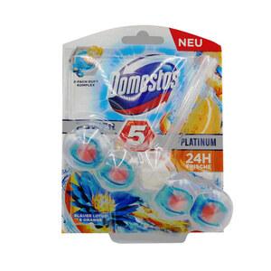 Domestos WC Stein Power5 Blauer Lotus & Orange 55 g