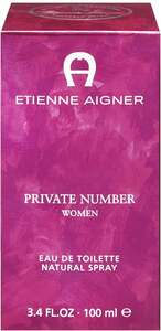 Etienne Aigner Private Number Women Eau de Toilette Natural Spray