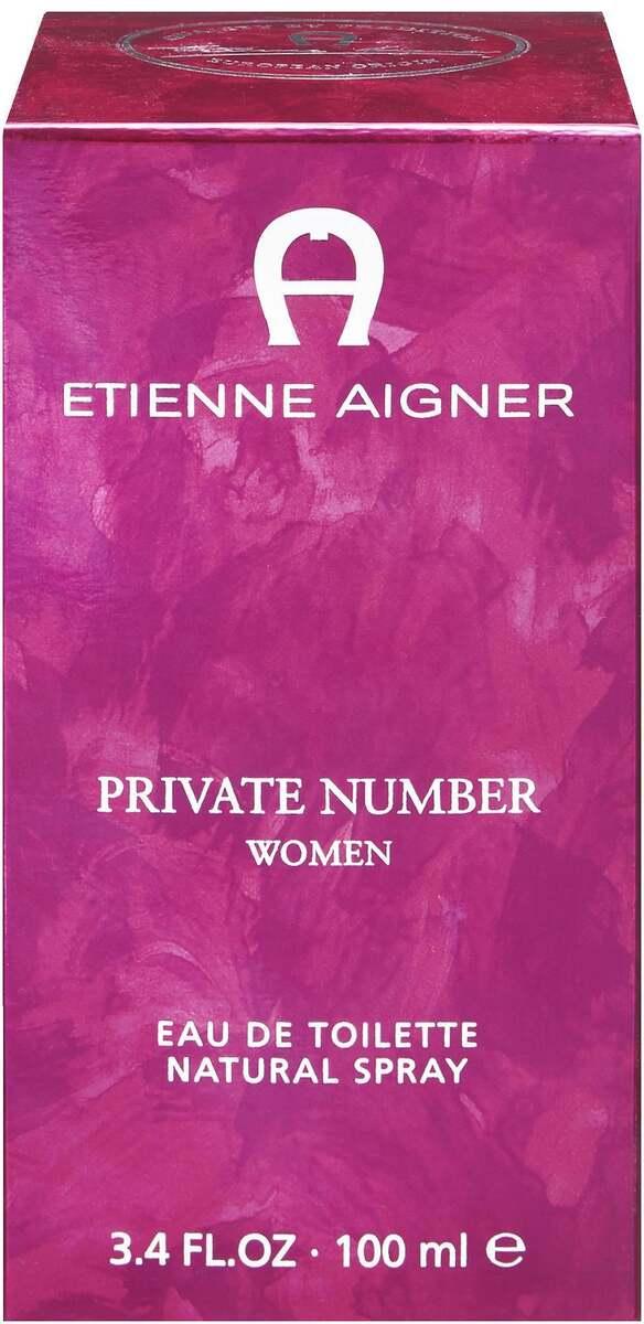 Bild 1 von Etienne Aigner Private Number Women Eau de Toilette Natural Spray