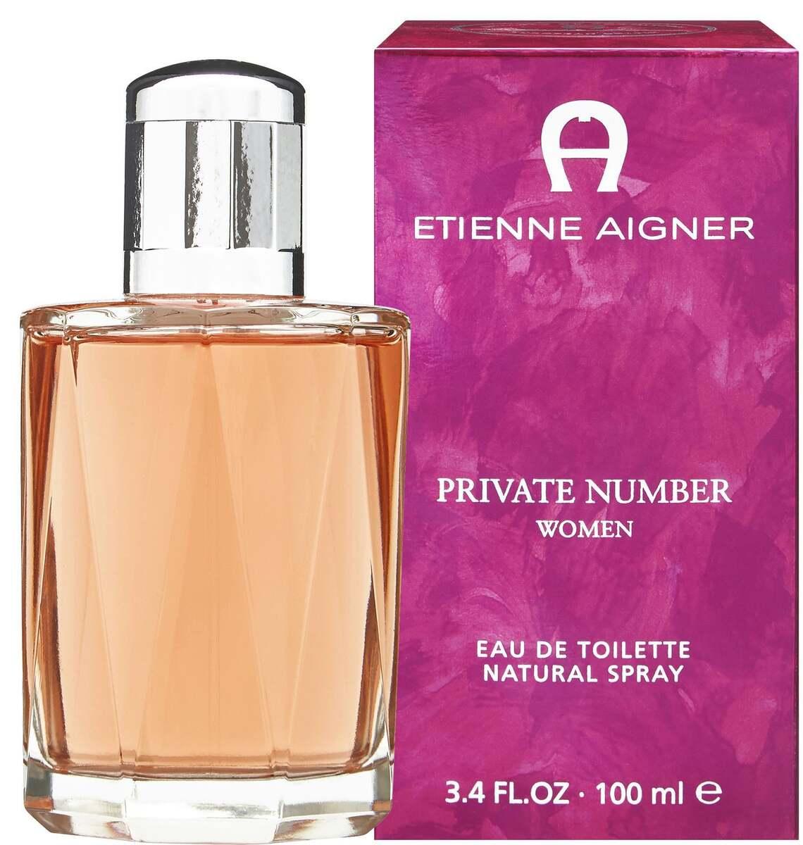 Bild 3 von Etienne Aigner Private Number Women Eau de Toilette Natural Spray