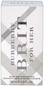 Burberry Brit For Her, EdT 50 ml
