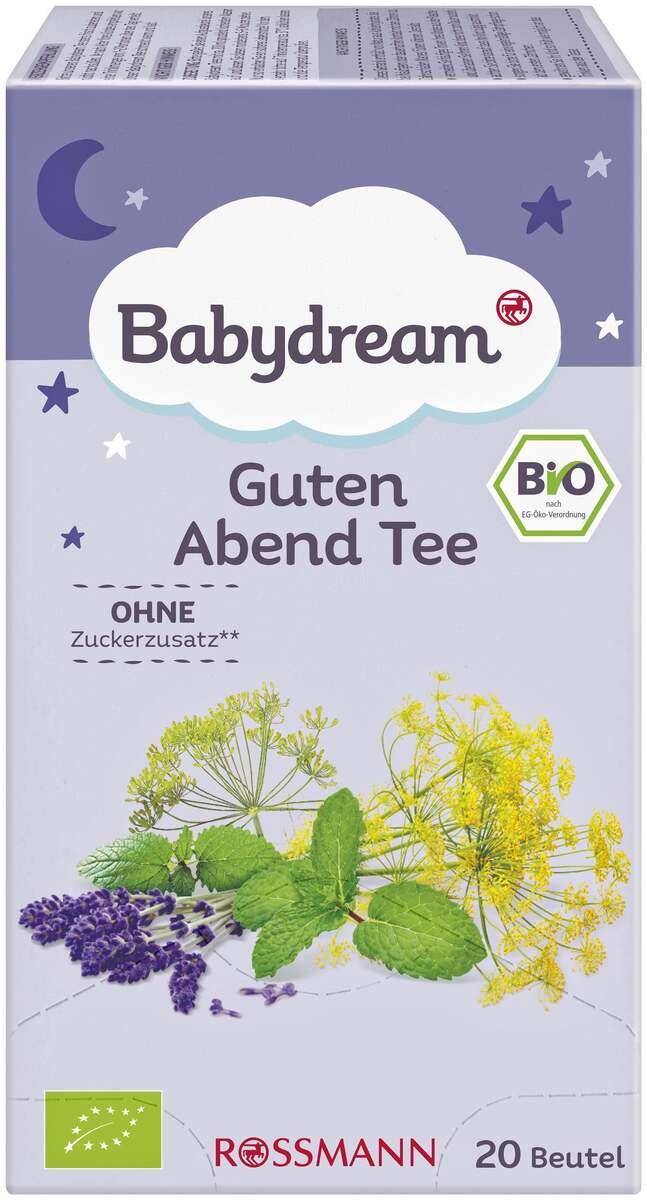Bild 1 von Babydream Bio Guten Abend Tee