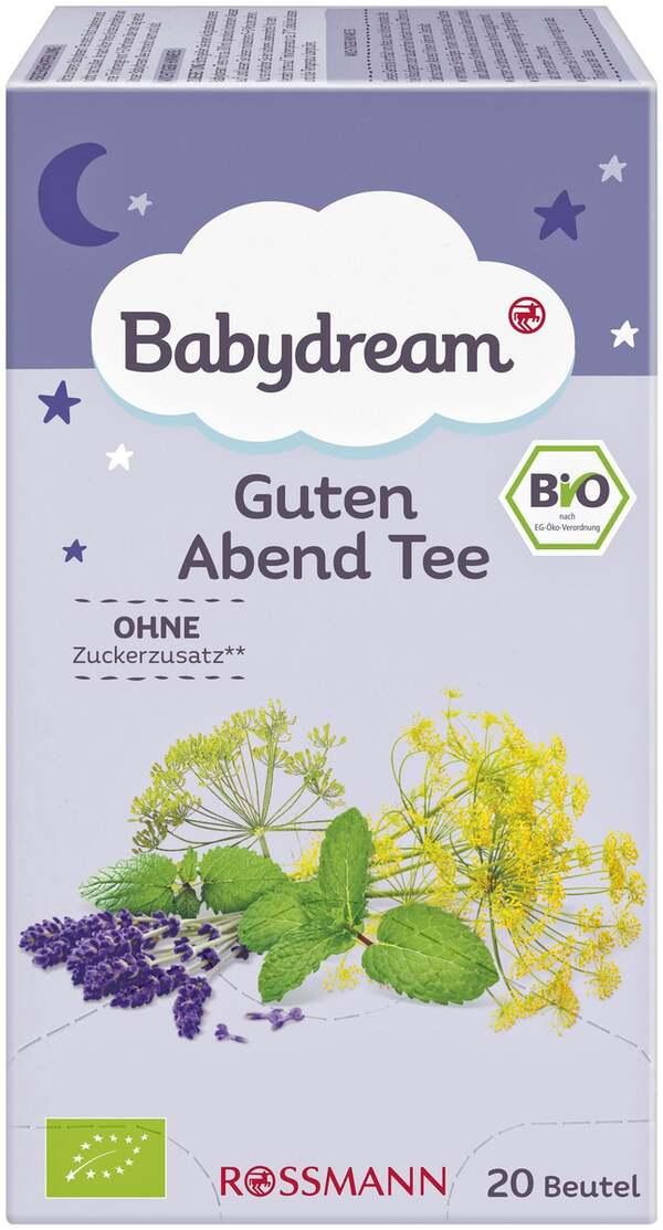 Babydream Bio Guten Abend Tee