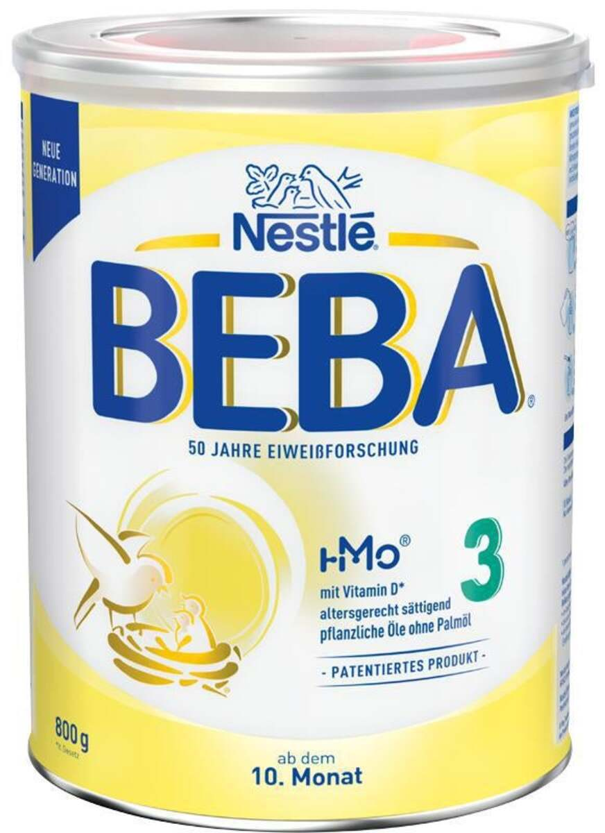 Bild 1 von BEBA 3 ab dem 10. Monat