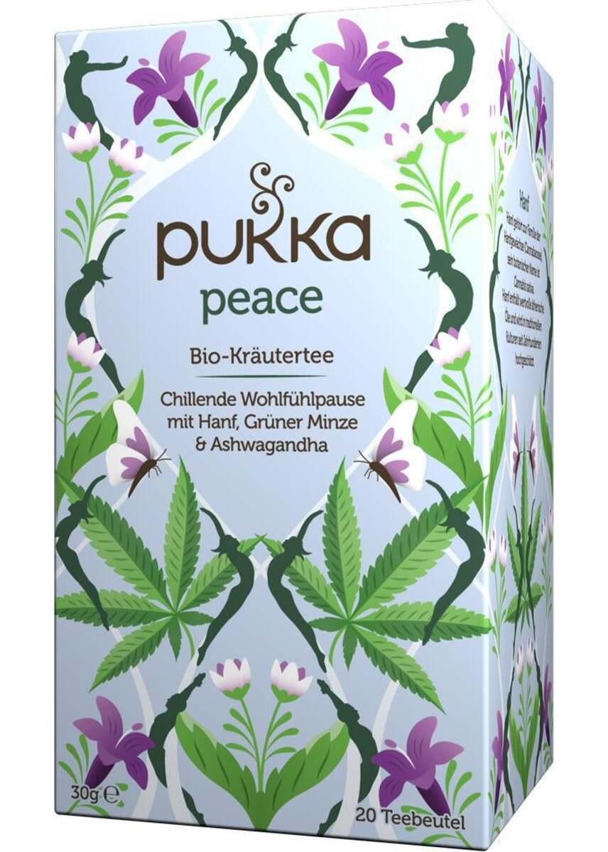 Bild 1 von Pukka Bio-Kräutertee peace