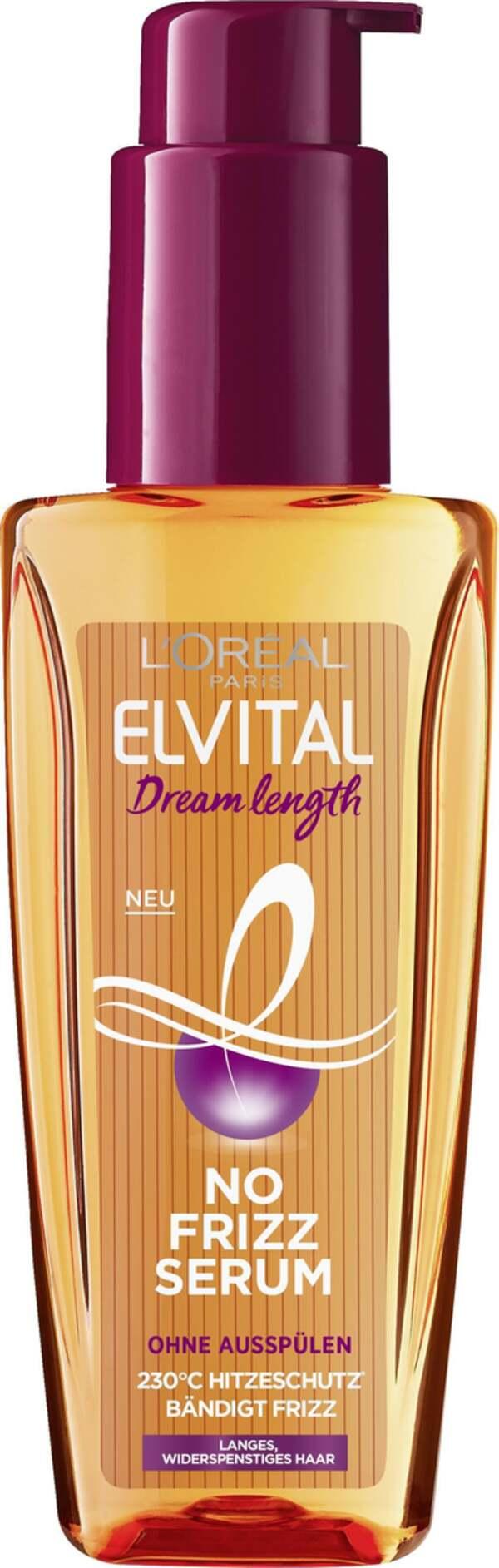 L'Oréal Paris Elvital Dream Length No Frizz Serum