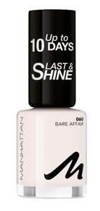 Manhattan Last & Shine Nail Polish 060 Bare Affair