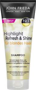 JOHN FRIEDA Highlight Refresh & Shine Shampoo