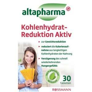 altapharma Kohlenhydrat-Reduktion Aktiv