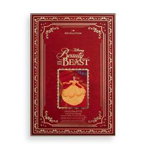 I Heart Revolution X Disney Storybook Lidschatten-Palette Belle