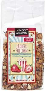King's Crown Früchtetee Erdbeer-Popcorn