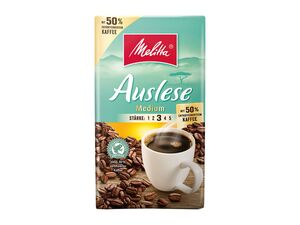 Melitta Kaffee Auslese