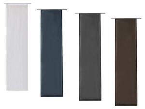 mydeco Schiebevorhang, 60 x 245 cm, halbtransparent, modern und leicht