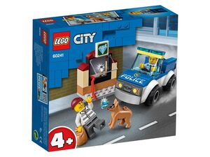 LEGO® City 60241 »Polizeihundestaffel«