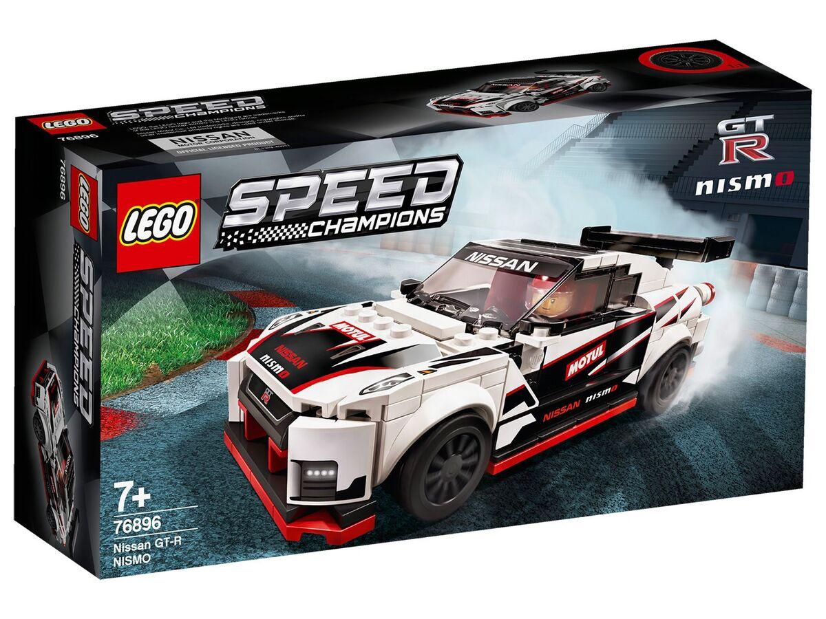 Bild 1 von LEGO® Speed Champions 76896 »Nissan GT-R NISMO«