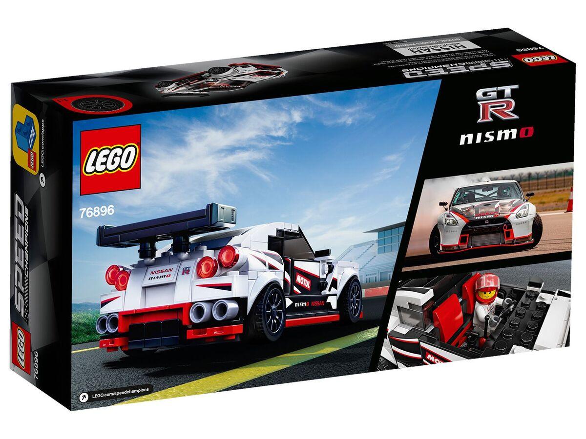 Bild 2 von LEGO® Speed Champions 76896 »Nissan GT-R NISMO«