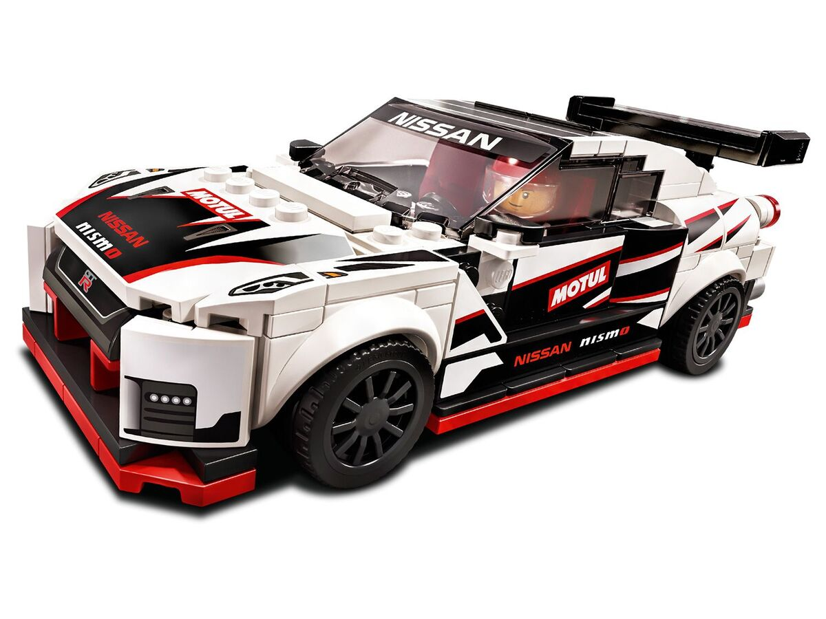Bild 3 von LEGO® Speed Champions 76896 »Nissan GT-R NISMO«