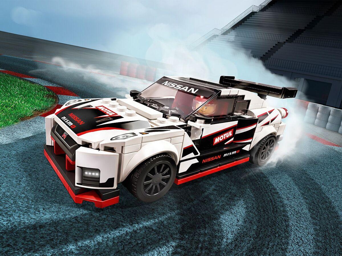Bild 4 von LEGO® Speed Champions 76896 »Nissan GT-R NISMO«