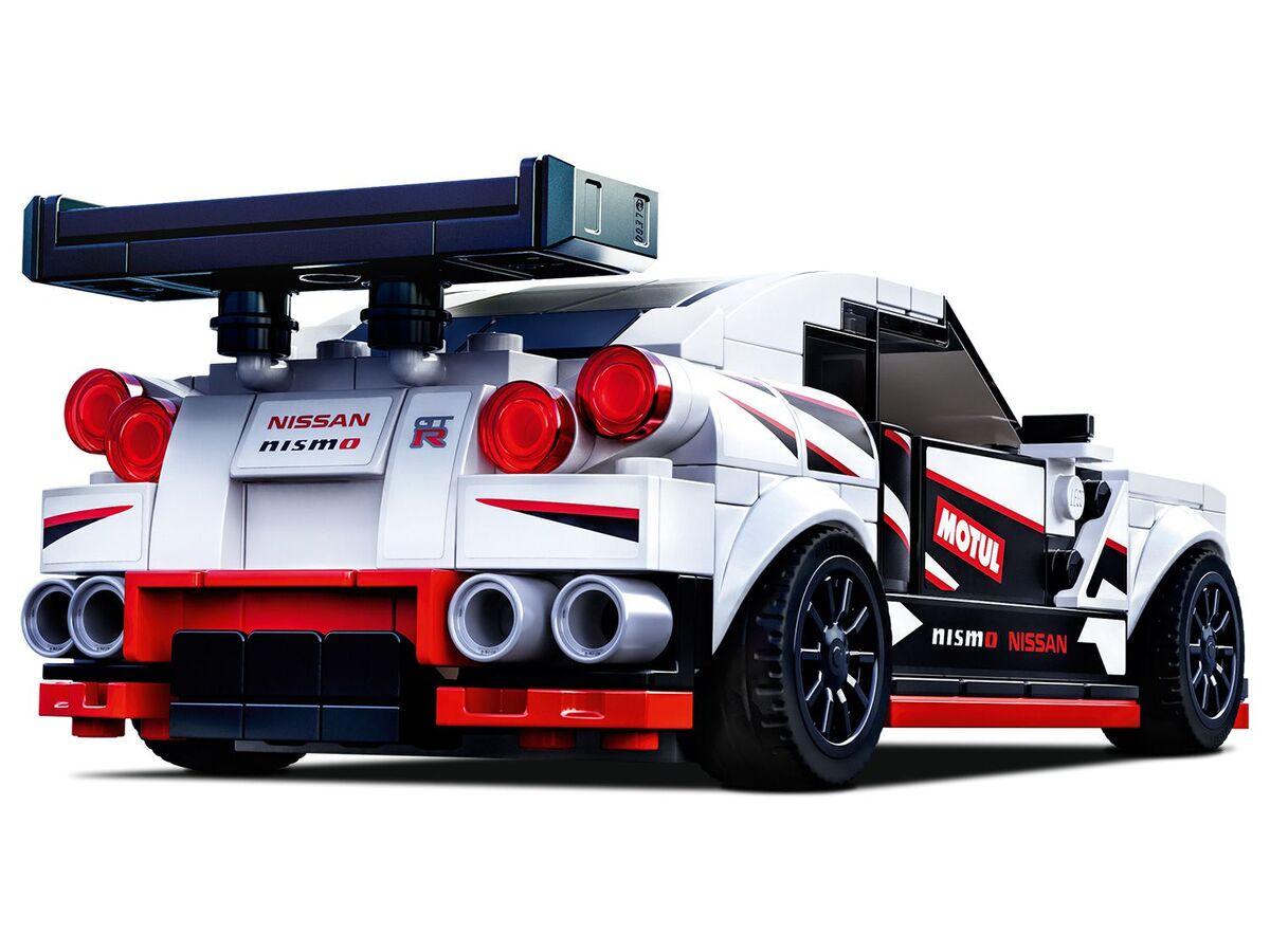 Bild 5 von LEGO® Speed Champions 76896 »Nissan GT-R NISMO«