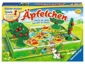 Ravensburger Gesellschaftsspiel Äpfelchen