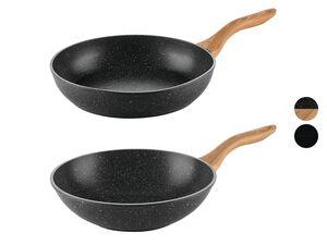 ERNESTO® Aluminiumpfanne/-wok, spülmaschinengeeignet