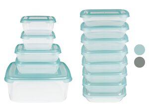 ERNESTO® Frischhalteboxen Set, 13-teilig
