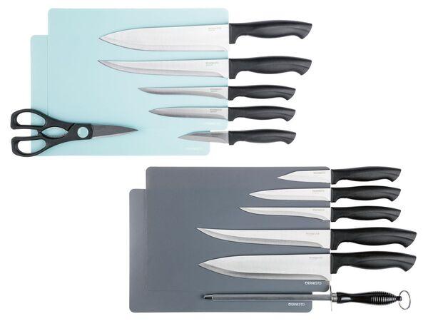 ERNESTO® Messerset, 8-teilig, aus Edelstahl