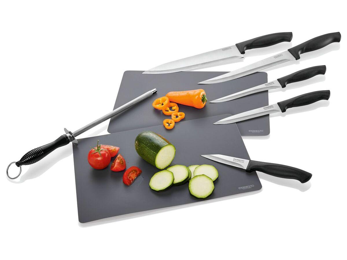 Bild 3 von ERNESTO® Messerset, 8-teilig, aus Edelstahl