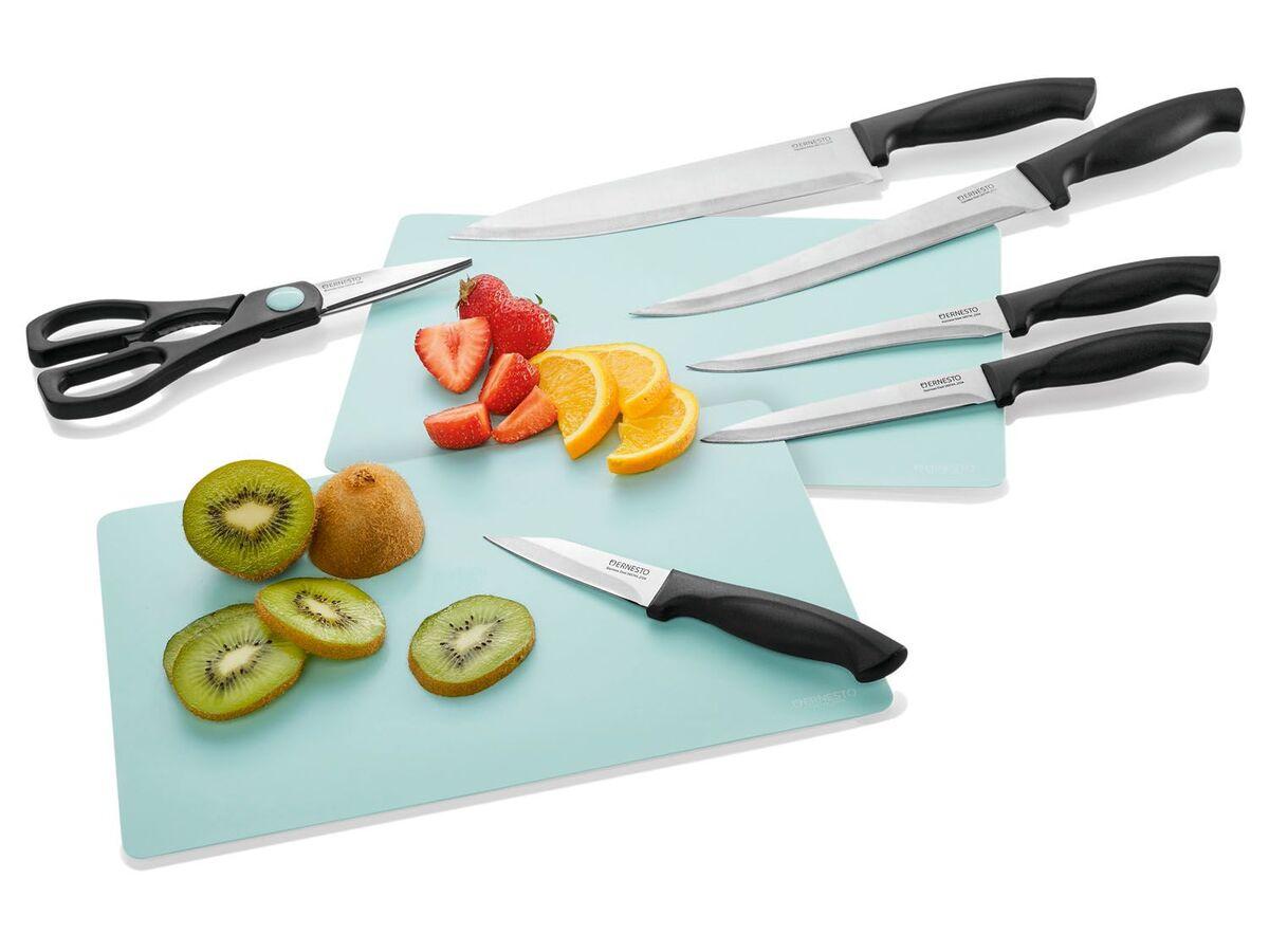 Bild 5 von ERNESTO® Messerset, 8-teilig, aus Edelstahl
